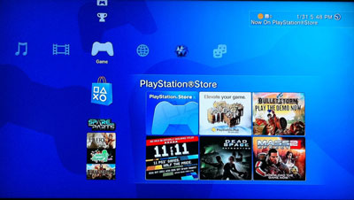 PlayStation Store Game