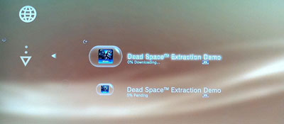PlayStation XMB Dupe